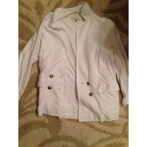 Cabi Cotton Blazer