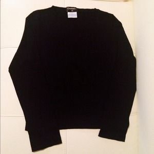Authentic Chanel Sweater