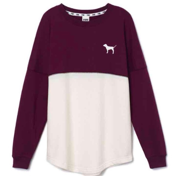16% off PINK Victoria's Secret Sweaters - VS Pink nation varsity ...