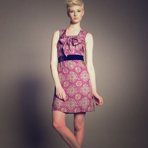 Reduced! See by Chloe Silk Paisley Dress Sz 10