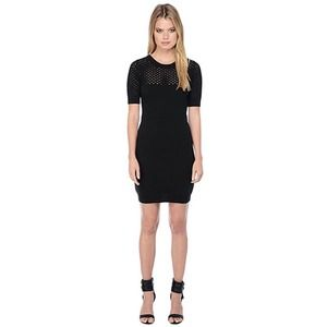 BB Dakota Black Sweater Dress
