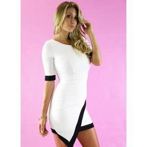 Dresses & Skirts - LUSHFOX Dreaming Night Bodycon Dress