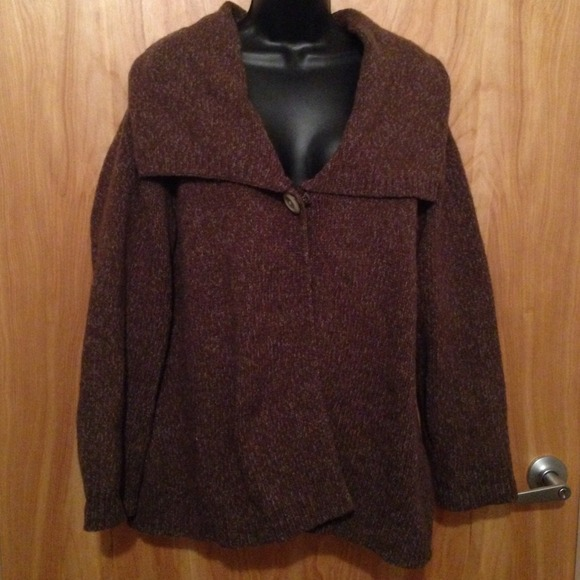 Carroll Reed - Comfy Cozy Plus Size 3X Sweater Coat from ...