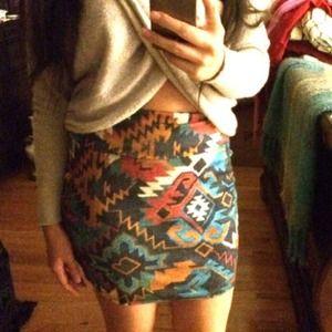 Dresses & Skirts - Tribal skirt bundle