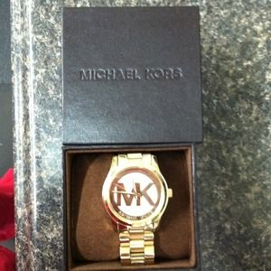 Authentic Michael Kors watch