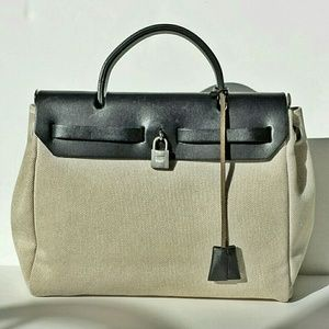 HERMES Herbag 30cm PM Bag