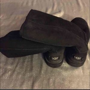 UGG Boots, black size 6
