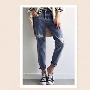 Oasap Denim - NWT Boyfriend Jeans