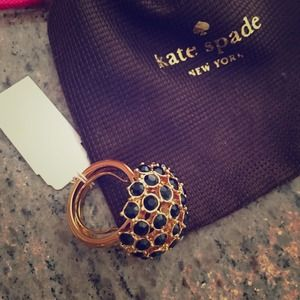 kate spade Accessories - Never been used Kate Spade Ring