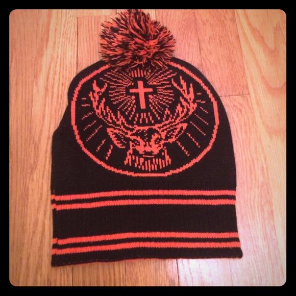204c8fcfdacc9 jagermeister Accessories - Jagermeister Knit Winter Hat 🎉