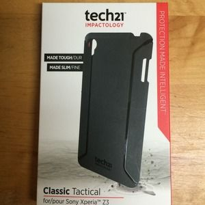 Accessories - tech21 impactology Sony Xpetia Z3 case