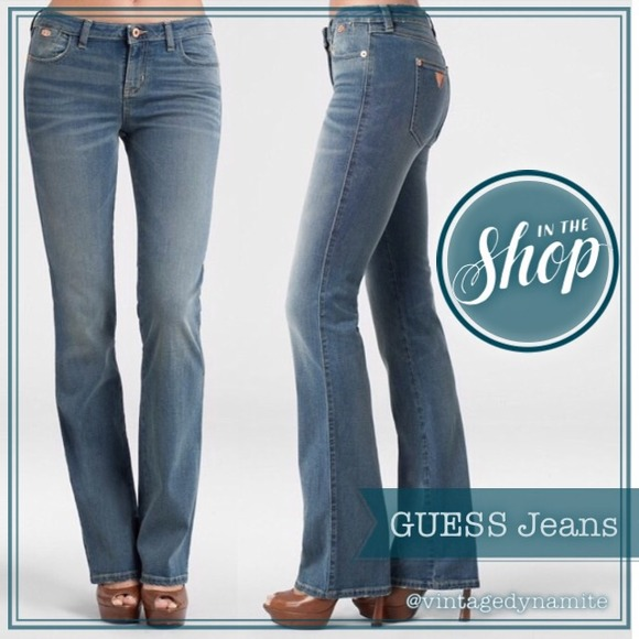 88% off Guess Denim - 🆕 ✨ FLASH SALE! ✨ NWOT Guess Nicole