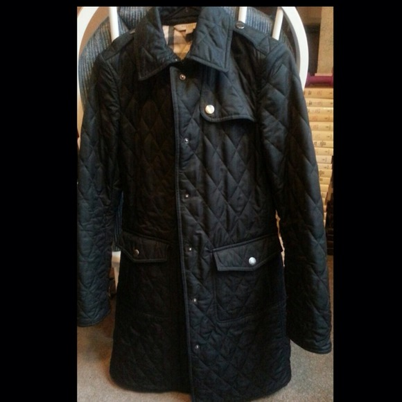 burbbery outlet 52gs  burberry long quilted jacket