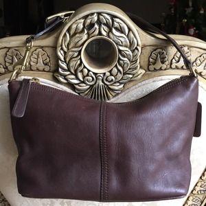 Vintage Mini Coach Handbag