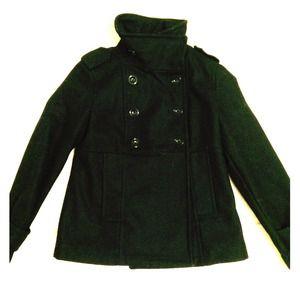 Gap Black Coat