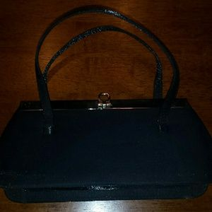 La Regale Handbags - Small black bag