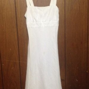 Simple summer cotton dress by Steppin Out