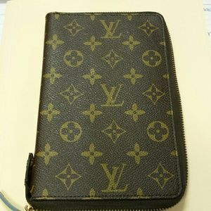 Louis Vuitton planner/ address book