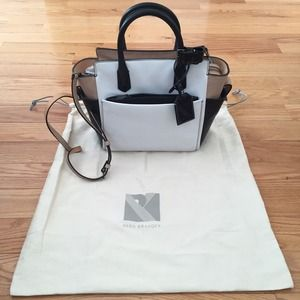 Brand New colorblock Reed Krakoff  satchel Handbag