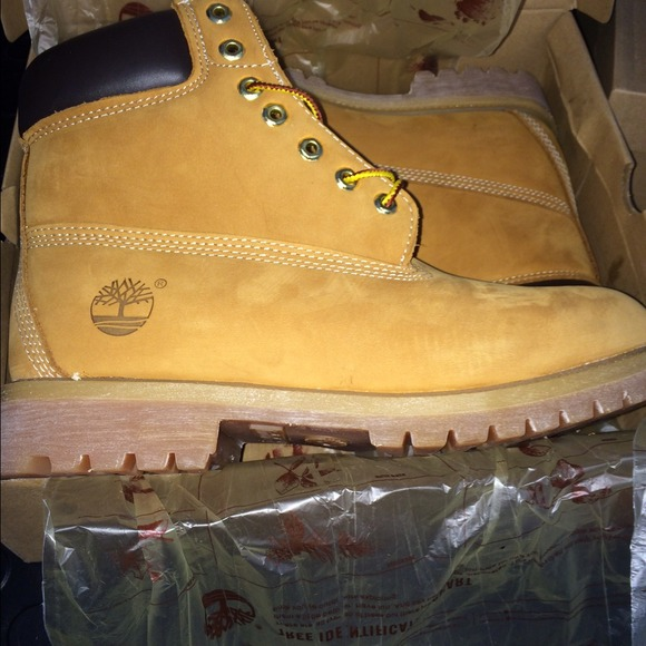 Men's timberlands boots size 12 NWT