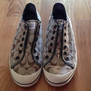 88 coach shoes coach slip on tennis shoes from