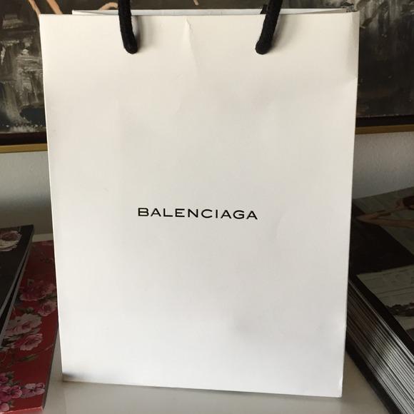 58a3d08a7f513 Balenciaga Other - Balenciaga Shopping Bag