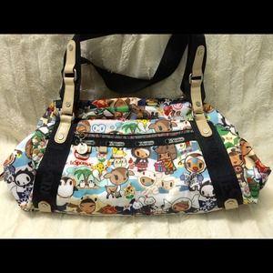 Tokidoki by LeSportsac handbag
