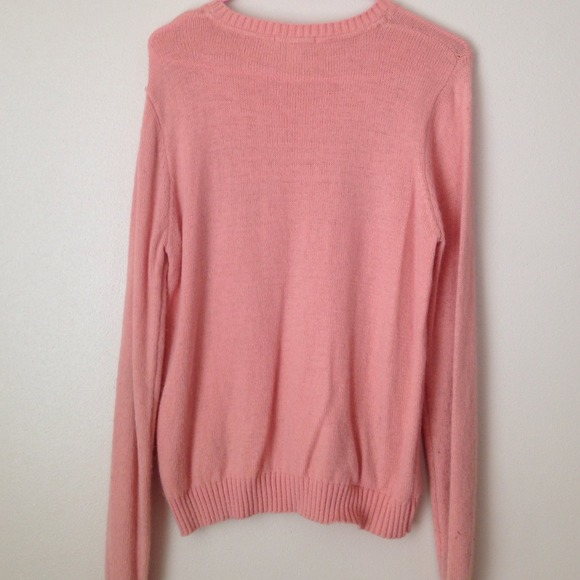 Forever 21 - Pink eyelash sweater from Isabella's closet on Poshmark