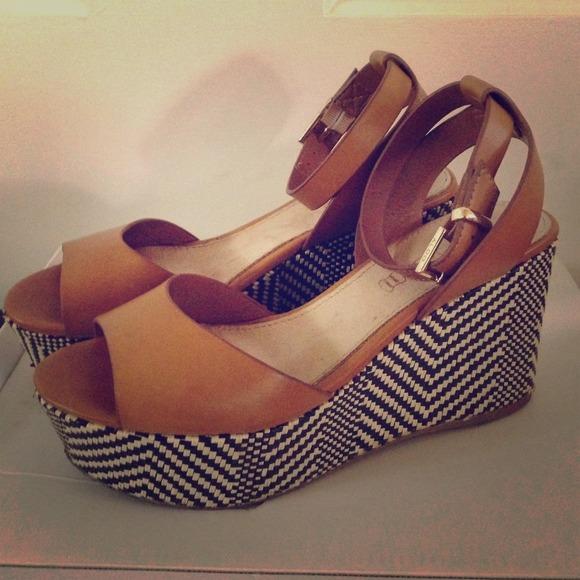 ALDO Shoes - ALDO Platform wedge sandals