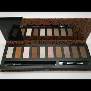 Profusion 10 eyeshadows palette sultry neutral