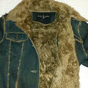 Baby Phat Jackets & Coats - BABY PHAT JEAN JACKET
