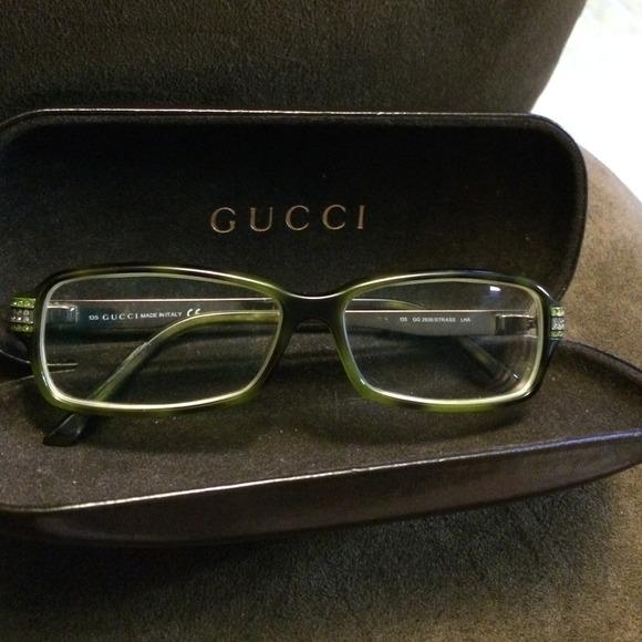 b8e3099685b Gucci Strass LHA designer frames glasses