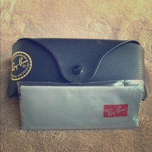 Authentic Brand New Ray Ban case