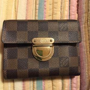 Authentic Louis Vuitton Koala wallet