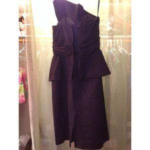Victor Costa Dresses - Victor Costa 80s Little Black Formal Dress