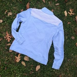 Vineyard Vines Sweaters - 🚫SOLD Blue Seersucker Shep Shirt & White Button-D
