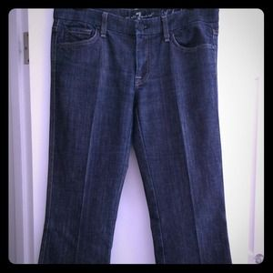 'A' Pocket 7 for All Mankind Jeans
