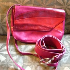 a810f1d93df3 Miche Bags - Miche small pink bag with 2 straps..never used.