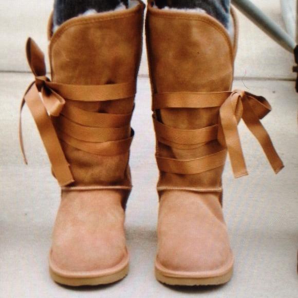 Ukala by Emu Australia: Micah knee-high boot