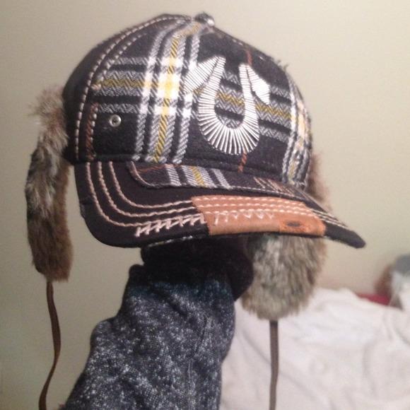 True Religion winter hat. M 549752fbfe23cc054e022aac 61c6e0ba933