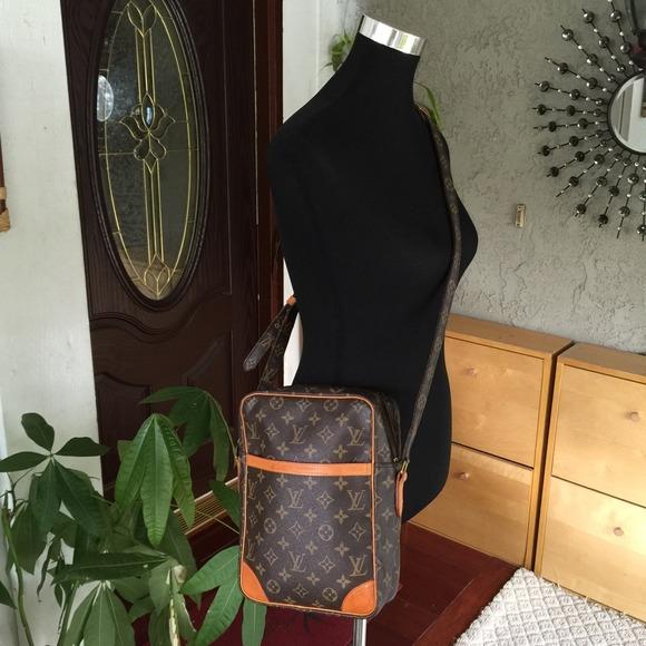 95d1f245f Louis Vuitton Danube crossbody messenger bag. M_549894befb666a73fb1b9a35