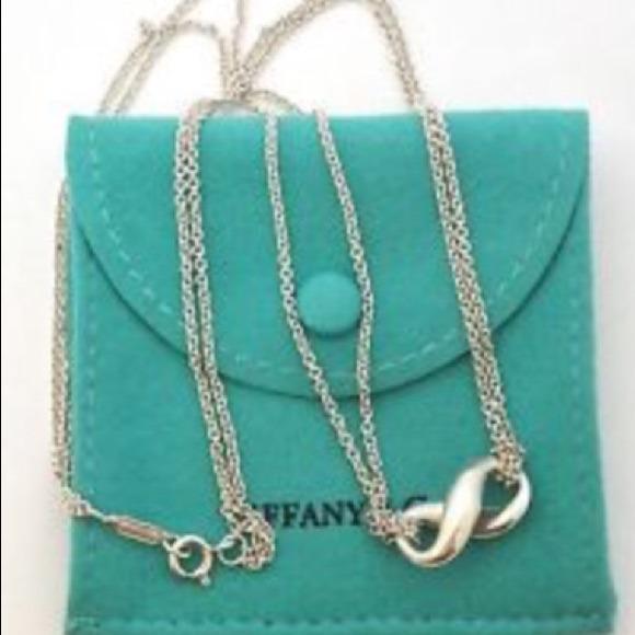 b783a9ec5 Tiffany & Co. Jewelry | Tiffany Co Figure 8 Necklace | Poshmark