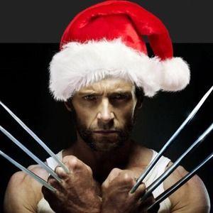 Santa Claws Is Checking His List