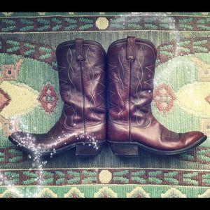 Dan Post Shoes - 🎉HostPick🎉Vintage Dan Post Boots
