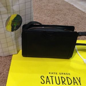 authentic Kate Spade Saturday Crossbody bag