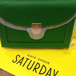 authente Kate Spade Saturday Crossbody bag