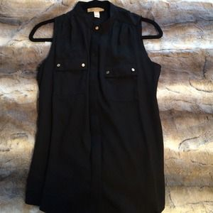 Forever 21 Tops - Simple black f21 sleeveless top