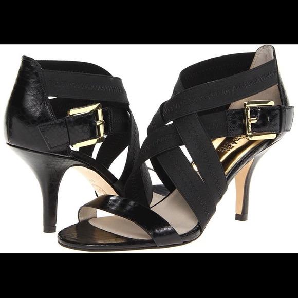 76e9b124287 ... Carina Cross Strap Heels. M 549b128a17b8c25c32041dfa