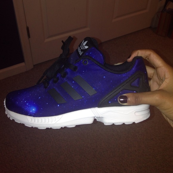 bf3d388b87e6b Adidas ZX Flux Galaxy Pack and Monochrome Prism - Cop These Kicks ...