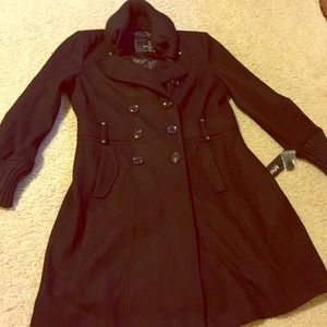 NEW Black Buffalo David Bitton Coat.